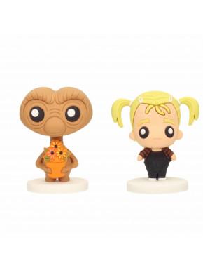 Set de 2 Minifiguras Gertie y E.T.
