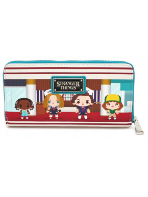 Cartera Stranger Things Loungefly Starcourt
