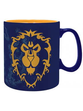 Taza Grande World of Warcraft Alianza