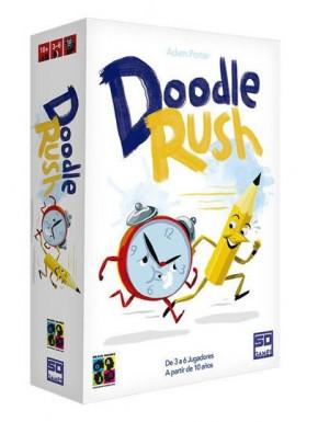 Juego de mesa Doodle Rush