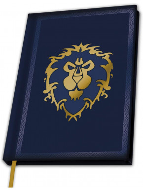 Libreta A5 World of Warcarft Horda
