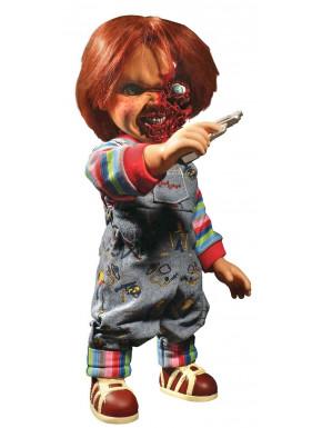 Muñeco Diabólico Chucky Cara Pizza Parlante 38 cm