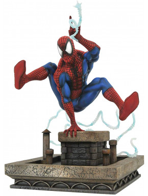 Figura Diorama Spider-Man Marvel Diamond Select 20 cm