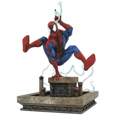 Figura Diorama Spider-Man Marvel Diamond Select 20 cm