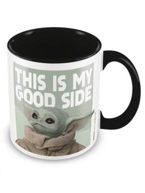 Taza The Mandalorian Baby Yoda Star Wars