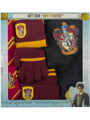 Caja Regalo Gryffindor Harry Potter