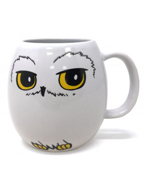 Taza Hedwig Harry Potter Kawaii