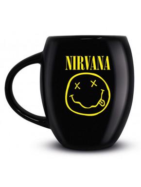Taza ovalada Nirvana