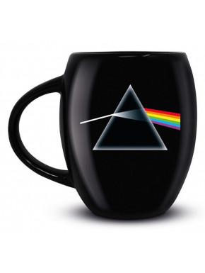 Taza ovalada Pink Floyd