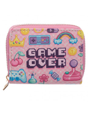 Cartera Monedero Game Over