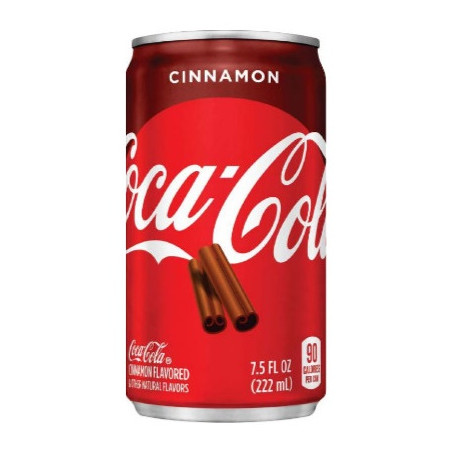 Coca Cola Sabor Canela Refresco 355 ml