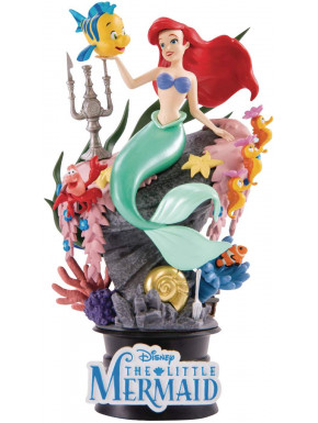 Figura Diorama La Sirenita Disney