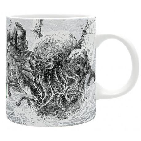 Taza Cthulhu Lovecraft