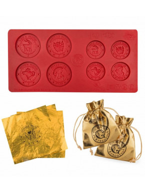 Molde de Monedas Gringotts Bank Harry Potter