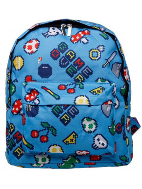 Mochila Retrogaming Game Over