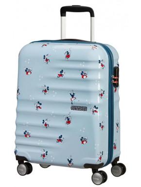 Maleta Cabina Minnie Azul Disney American Tourister55 cm