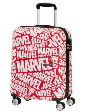 Maleta 4 Ruedas Marvel Logo American Tourister