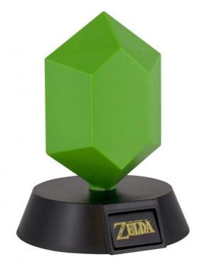 Lámpara Rupia Verde Zelda