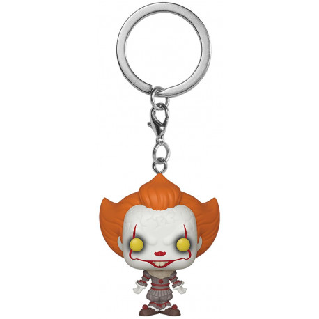 Llavero mini Funko Pop! Pennywise It Brazos Abiertos