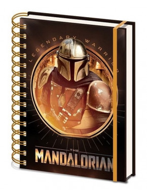 Libreta The Mandalorian A5 Star Wars