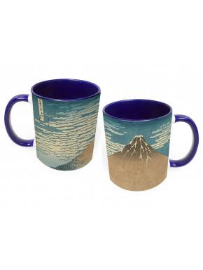 Taza Monte Fuji Sobre Agua