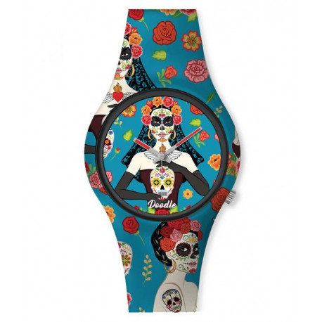Reloj Gran Dama Doodle
