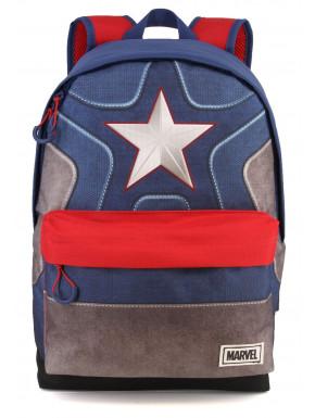Mochila Escolar Capitán América Marvel