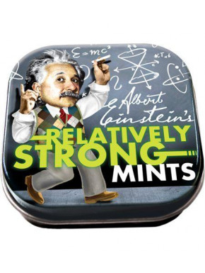 Caramelos de Menta Einstein Relativity