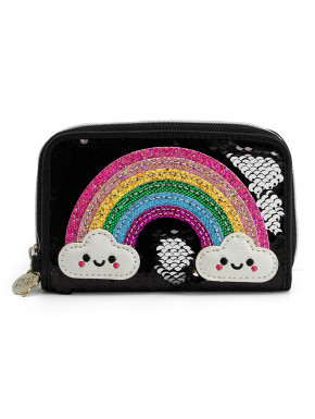 Billetera OHMYPOP Arcoiris
