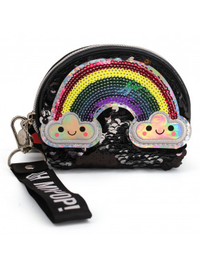 Monedero Oh my pop! Arcoiris Kawaii