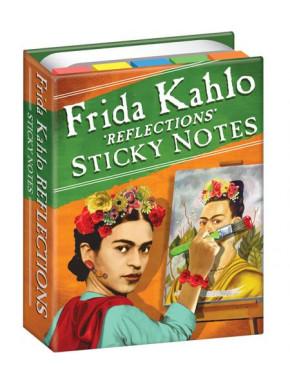 Notas Adhesivas Frida Khalo Reflexiones