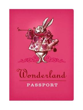 Libreta Wonderland Disney