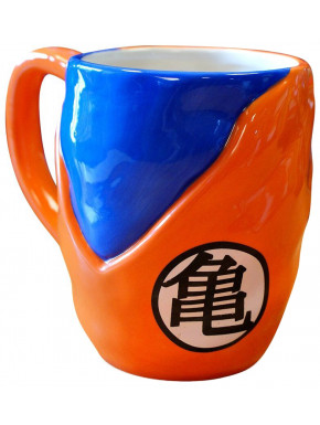Taza 3D Goku Dragon Ball