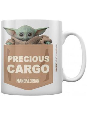 Taza Baby Yoda The Mandalorian Precious Cargo Star Wars