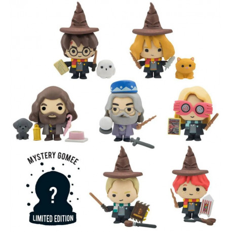 Figura Sorpresa Harry Potter Gomee Collection