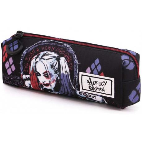 Estuche Harley Quinn DC Comics