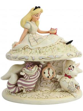 Figura Alicia en Wonderland Jim Shore Disney