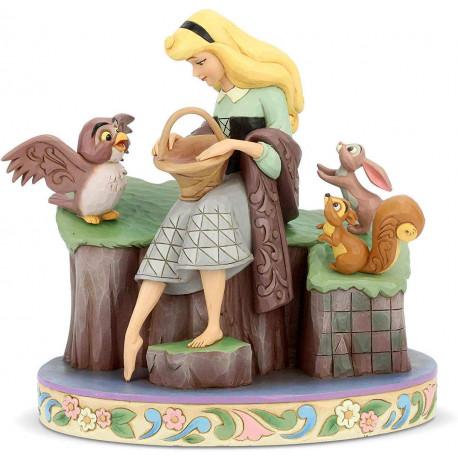 Figura Bella Durmiente Jim Shore Disney