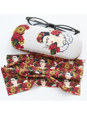 Funda para Gafas Frida Khalo