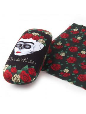 Funda para Gafas Frida Khalo Calavera