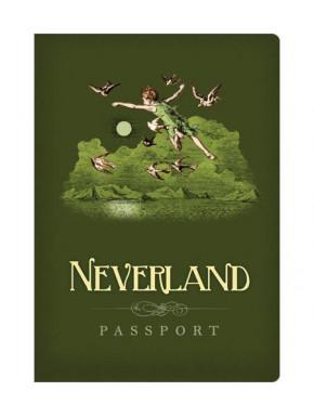 Libreta Neverland Disney