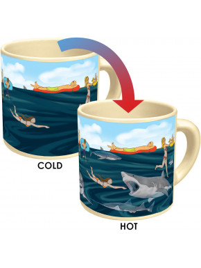 Taza Térmica Shark!
