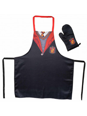 Delantal Harry Potter Gryffindor Uniforme