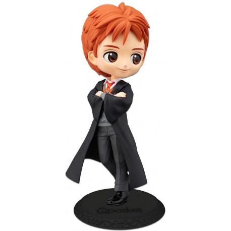 Figura Harry Potter Fred Weasley Banpresto Q Posket 14 cm