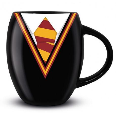 Taza ovalada Gryffindor Harry Potter