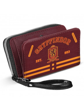 Cartera Billetera Harry Potter Gryffindor Quidditch