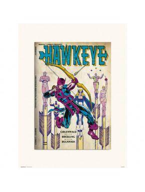 Lámina Hawkeye TPB 1 Marvel 314 30 x 40 cm