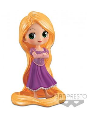 Figura Rapunzel Disney Banpresto Q Posket 14 cm