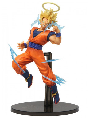 Figura Goku Super Saiyan 2 Dragon Ball Banpresto 15 cm