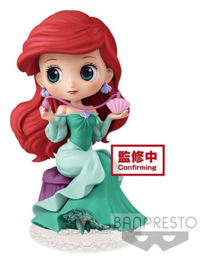 Figura Ariel La Sirenita Disney Perfumagic Q Posket 14 cm